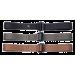458 - 1.5 Inch Uniform Duty Belt